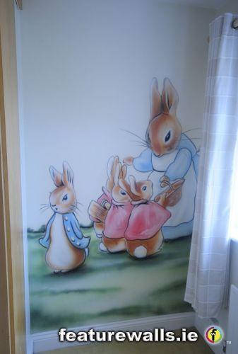 Nursery Murals Toddler Murals Baby Rooms Baby Designs