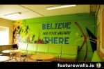 TEEN MOTIVATION MURAL