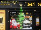 Galway Christmas window